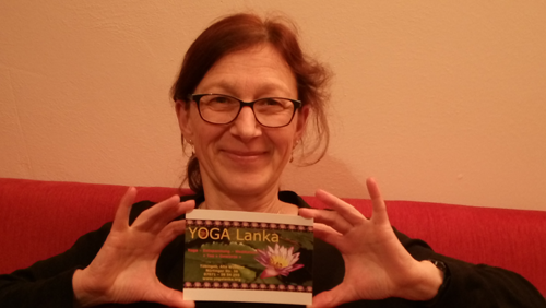 YogaLanka Tübingen - Sabine Maurer